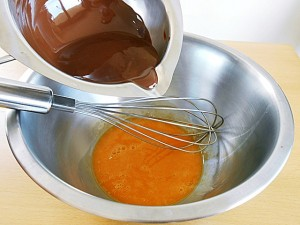 chocolate-mousse-step1 kipkitchen.com #chocolate #mousse #dessert #recipe #DairyFree