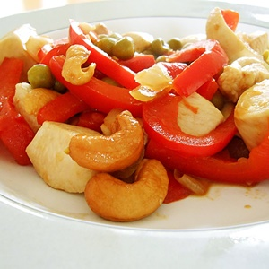 Chicken Stir Fry Recipe. How to Make Easy and Healthy Chicken Stir Fry