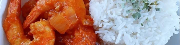 Shrimps Stir Fry in Hot Sauce   kipkitchen.com #shrimps #StirFry #HotSauce #recipe #dinner