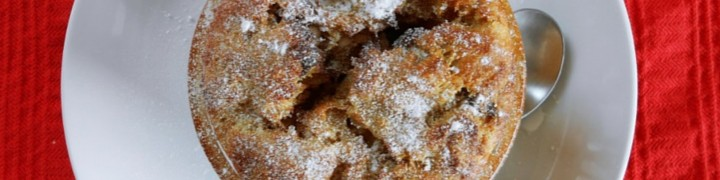 Easy Bread Pudding Recipe | kipkitchen.com | #bread #dessert #recipe
