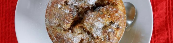 Easy Bread Pudding Recipe   kipkitchen.com   #bread #dessert #recipe
