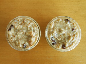 Easy Bread Pudding Recipe Step 3b | kipkitchen.com | #bread #dessert #recipe