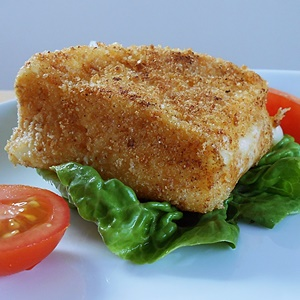 Deep Fried Camembert Cheese Recipe. A Fried Cheese Wedges Starter