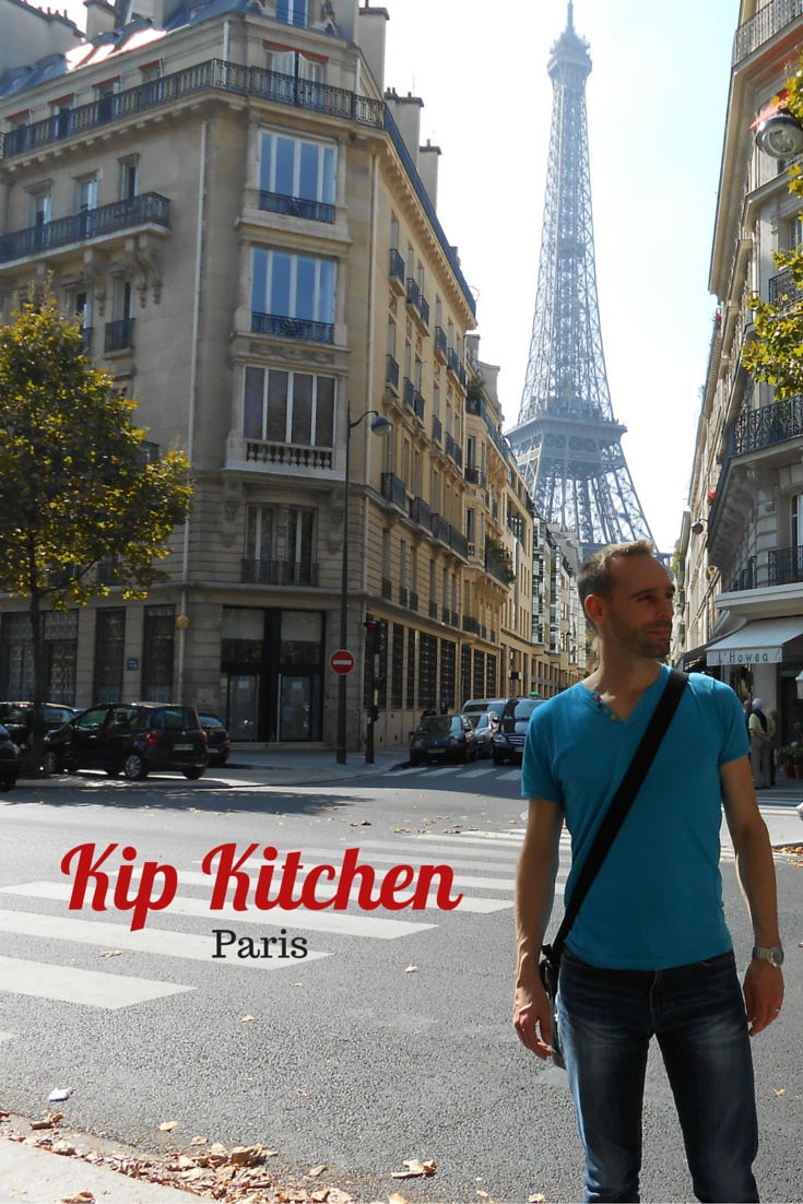 Kip Kitchen in Paris | kipkitchen.com