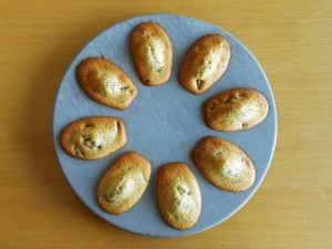 Madeleine Cookie Recipe Madeleines Baked | kipkitchen.com #recipe #food #chocolate #paris