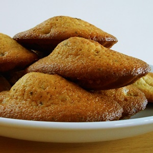 Madeleine Cookie Recipe. An Easy Homemade Cookie Recipe
