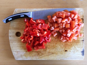 How to Make Ratatouille Step 2b | kipkitchen.com | #healthy #recipe #vegan
