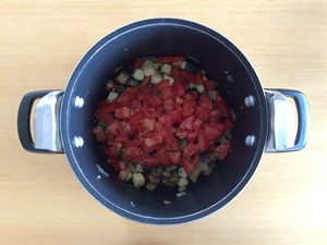 How to Make Ratatouille Step 5b | kipkitchen.com | #healthy #recipe #vegan