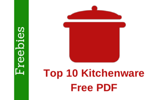 Free PDF: Top 10 Must-Have Kitchenware for Couples
