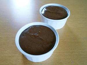 chocolate-mousse-cups kipkitchen.com #chocolate #mousse #dessert #recipe #DairyFree