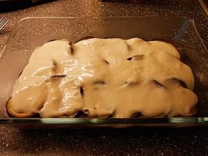 vegetarian-lasagna-layer5 kipkitchen.com #vegetarian #lasagna #WhiteSauce #recipe #dinner