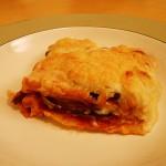 Vegetarian Lasagna | kipkitchen.com | #vegetarian #lasagna #recipe