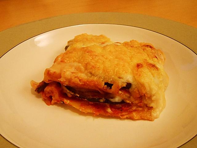 vegetarian-lasagna-result kipkitchen.com #vegetarian #lasagna #WhiteSauce #recipe #dinner