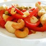 Chicken Stir Fry Recipe | kipkitchen.com | #chicken #recipe #dinner #healthy