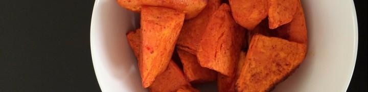 Baked Sweet Potatoes   kipkitchen.com