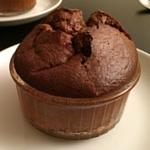 Homemade Chocolate Soufflé | kipkitchen.com