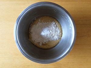 Cranberry Cookies Step 2 | kipkitchen.com | #baking #cookies #recipe