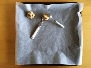 Cranberry Cookies Step 4a | kipkitchen.com | #baking #cookies #recipe