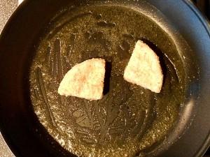 Deep Fried Camembert Cheese--Frying | kipkitchen.com | #camembert #cheese #delicious #recipe