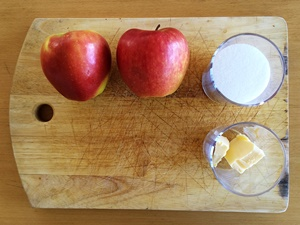 apple-crumble-ready-to-eat kipkitchen.com #AppleCrumble #dessert #recipe