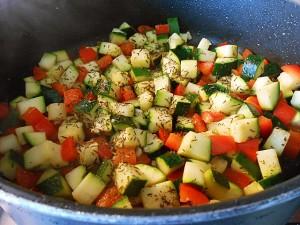 Vegetarian Cake-Add the herbs kipkitchen.com #vegetarian #cake #healthy