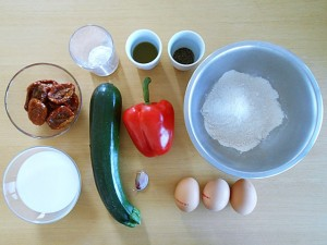 Vegetarian Cake Ingredients kipkitchen.com #vegetarian #cake #healthy